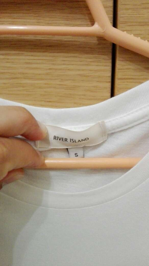 Imagen producto Camiseta River Island 3