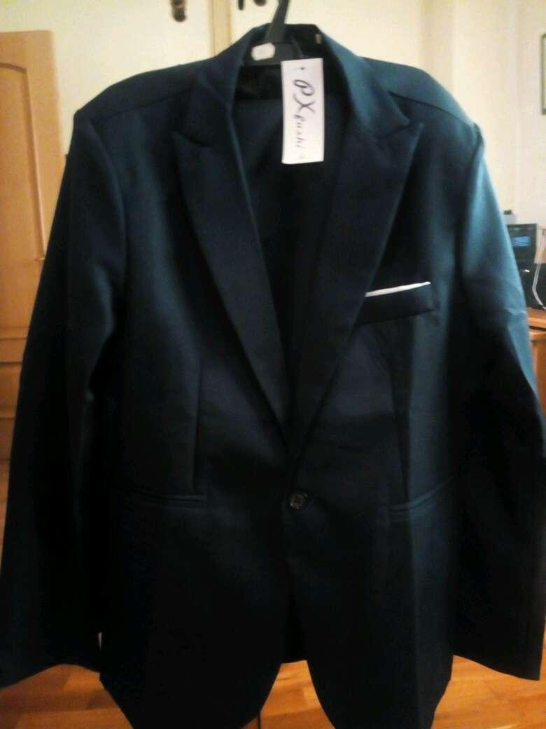 Imagen traje de hombre nuevo talla 40