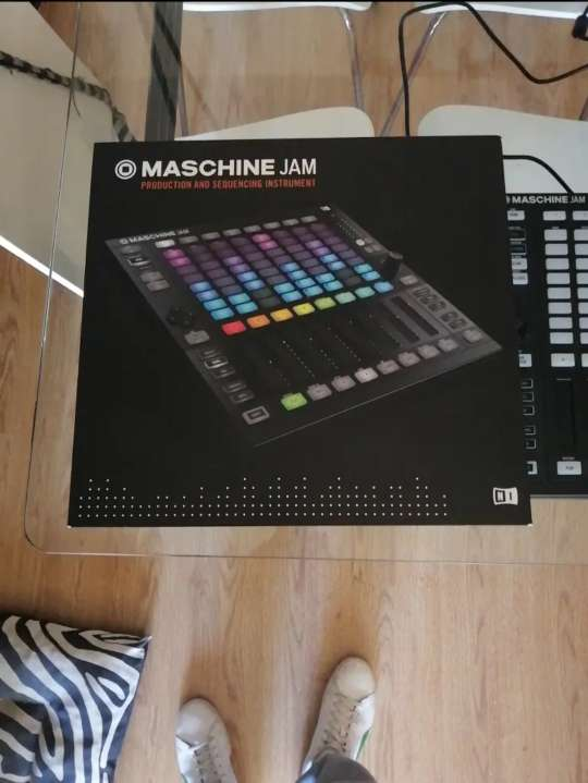 Imagen Maschine Jam
