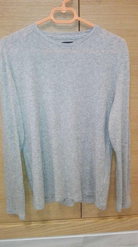 Imagen Camiseta zara manga larga