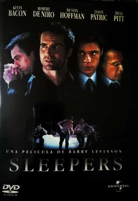 Imagen Película original Sleepers en DVD