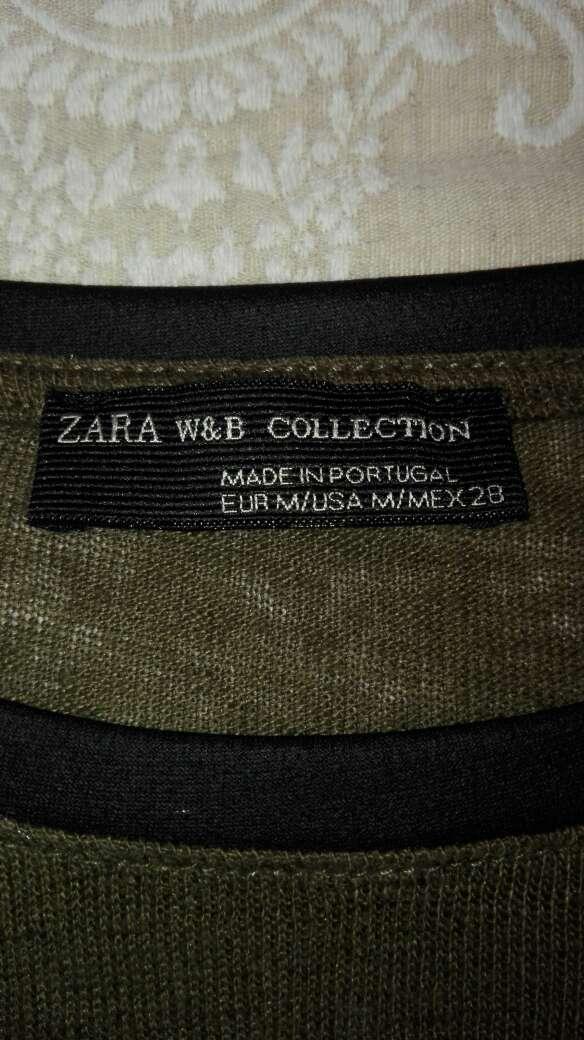 Imagen producto Camiseta de Zara 3