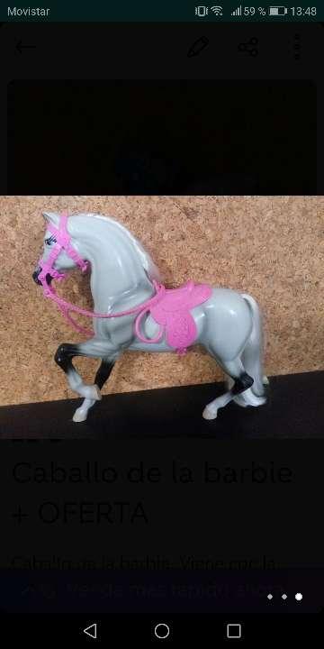Imagen Caballo de la Barbie
