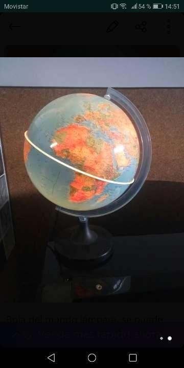 Imagen producto Bola del mundo 2