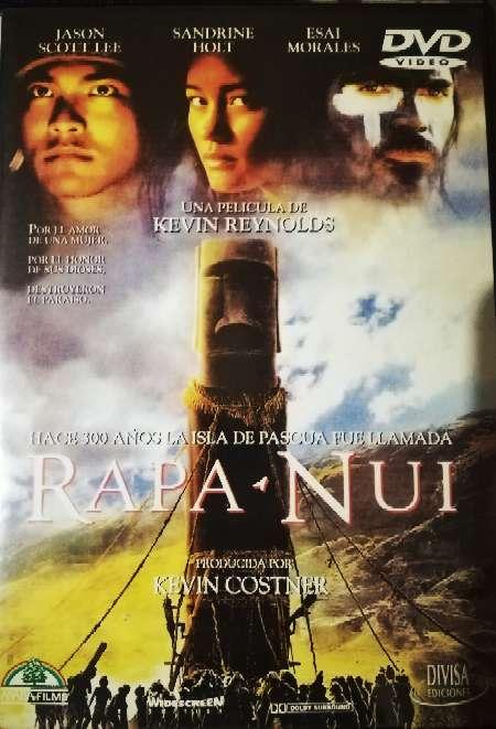Imagen Película original Rapa Nui en DVD