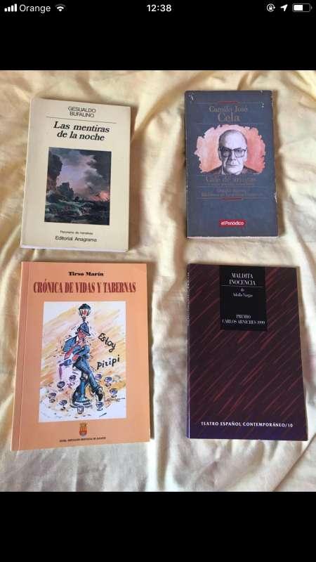 Imagen producto Libros de todo 3
