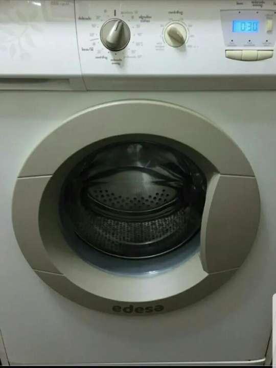 Imagen lavadora edesa romántic