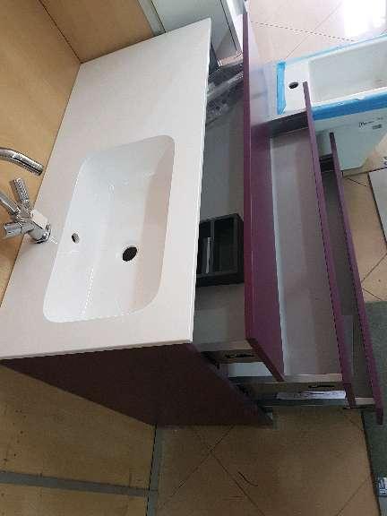Imagen producto  mueble de baño 100 cm 2