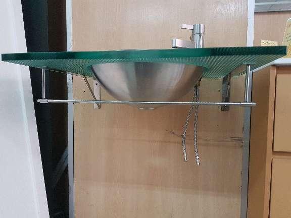 Imagen producto  encimera de lavabo mueble de baño 2