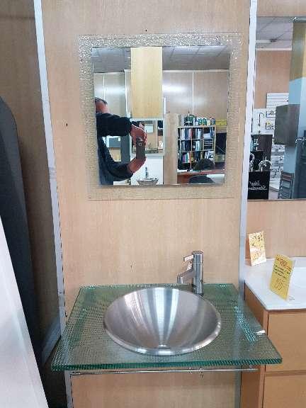 Imagen producto  encimera de lavabo mueble de baño 3