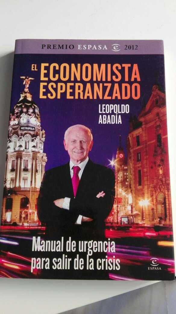 Imagen Economista Esperanzado