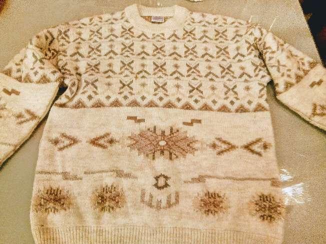 Imagen Jersey juvenil e infantil de pura lana jersey de pura lana