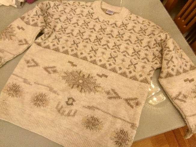 Imagen producto Jersey juvenil e infantil de pura lana jersey de pura lana 2
