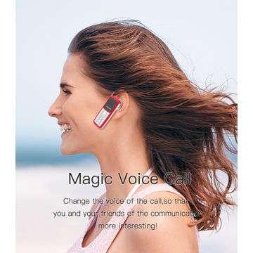Imagen Mini movil L8STAR MB30 El telefono mas pequeño del mundo 2 en 1 telefono movil / Auricular Bluetooth
