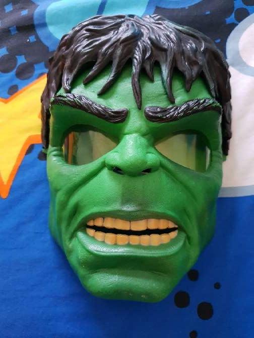 Imagen Máscara Hulk