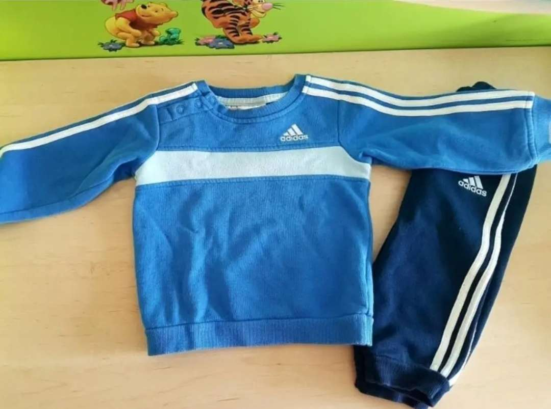 Imagen producto Chandal adidas 6/9 meses 1