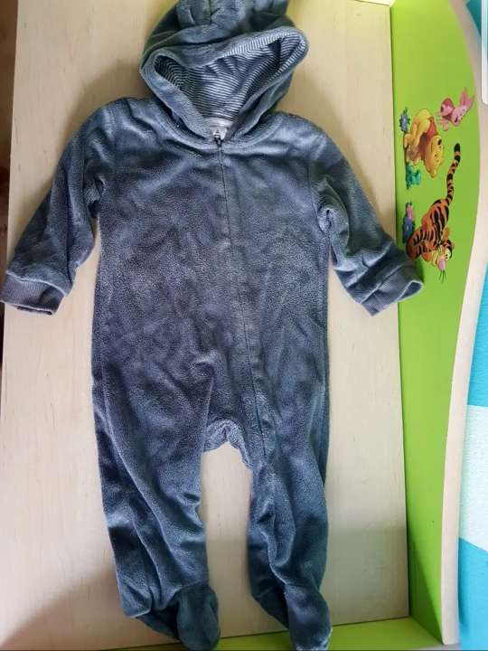 Imagen pijama invierno 6/9 meses