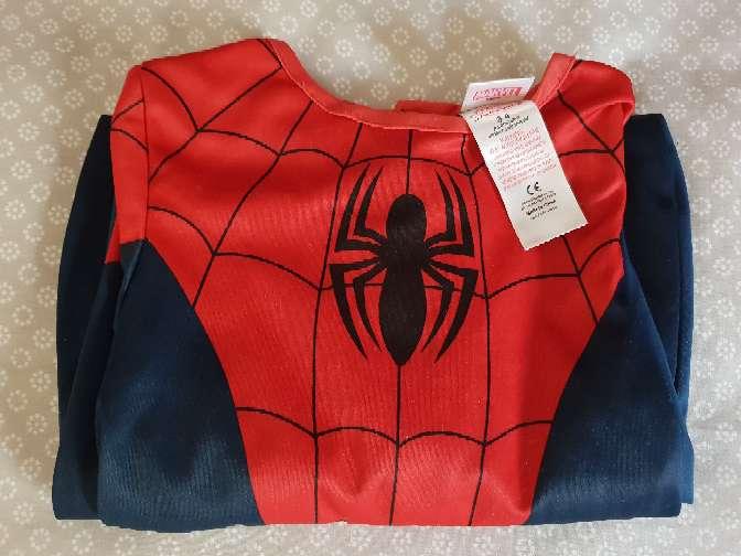 Imagen disfraz Spider-Man 3/4 años