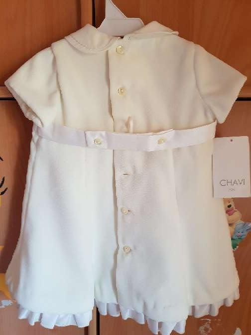 Imagen producto Vestido niña Marca Chavi 9 Meses 4