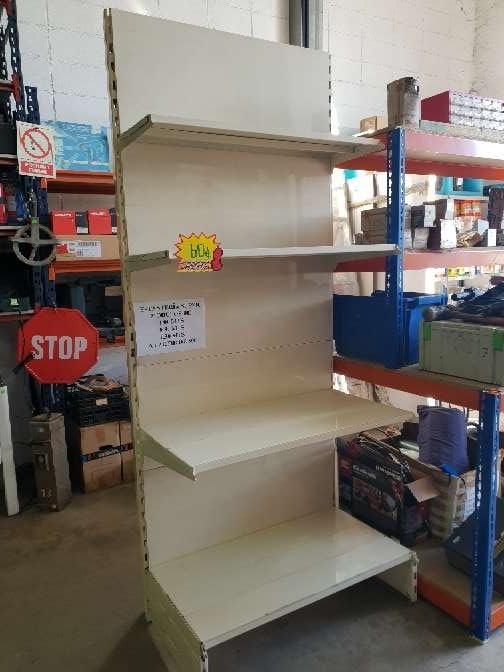 Imagen estantería supermercado