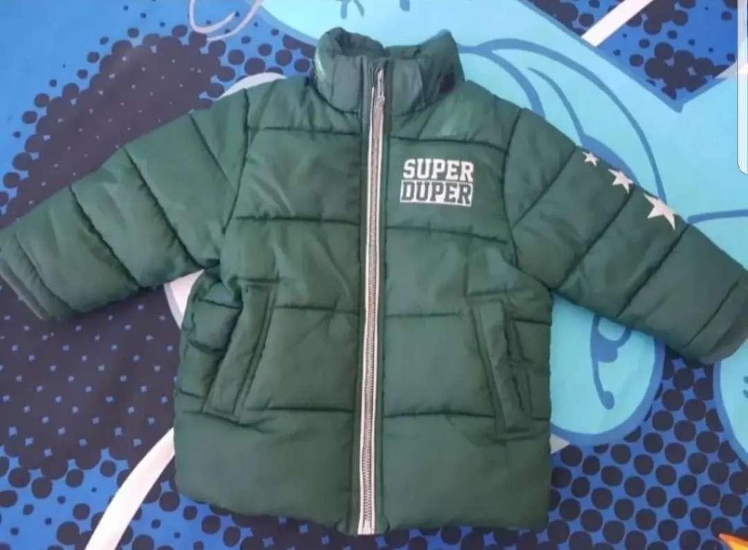 Imagen chaqueton niño 2/3 años