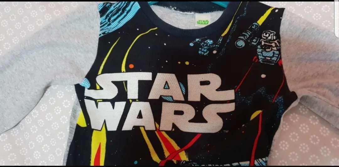 Imagen producto Pijama Star wars 3/4 años 2