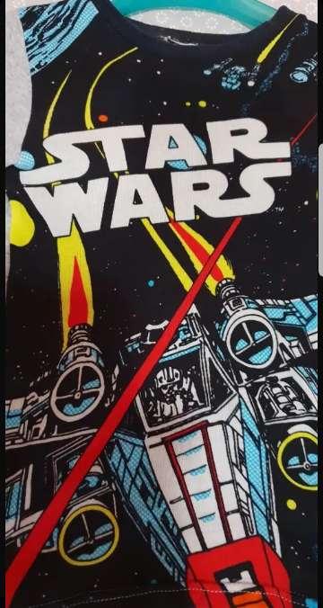 Imagen producto Pijama Star wars 3/4 años 3