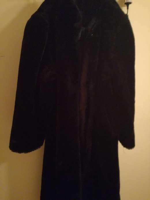 Imagen Abrigo de piel, mouton mujer