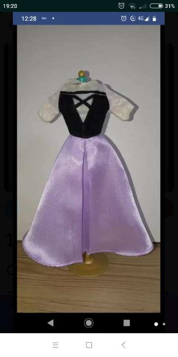 Imagen vestido princesa Disney aurora campesina