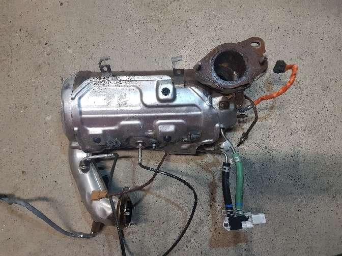 Imagen producto Filtro de partículas FAP, ref: 208A06106R  2