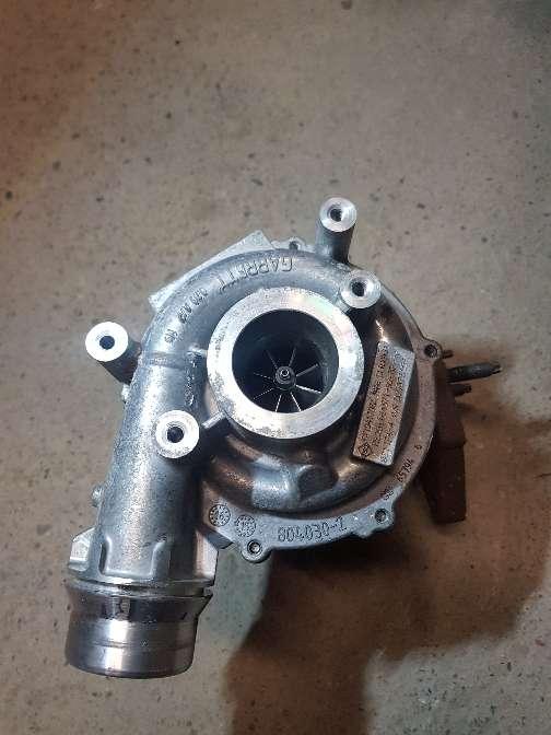 Imagen turbo grupo Renault ref