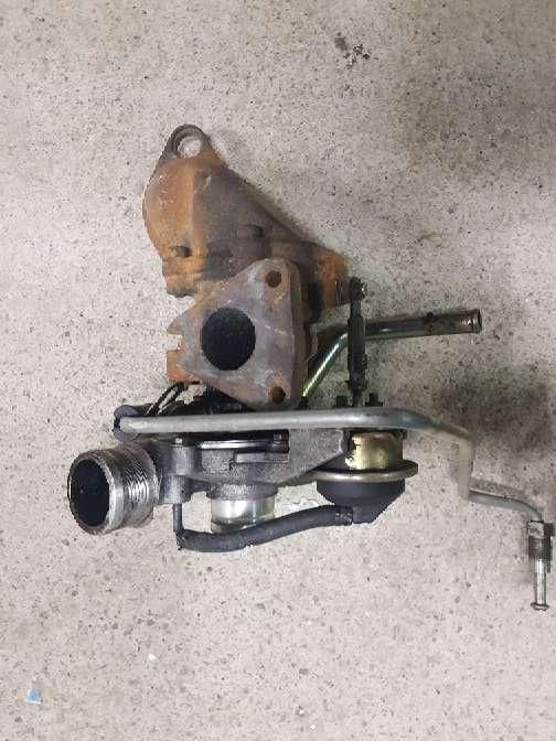 Imagen producto Turbo citroen peugeot ref: gt15.454176-6 3