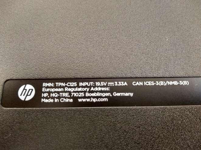 Imagen producto Portátil HP Notebook intel core i5 4