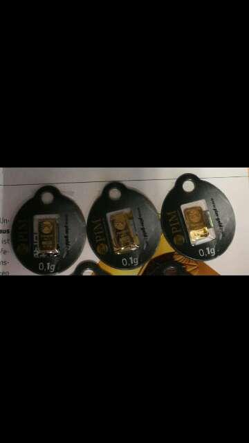 Imagen producto Lote oro 999 y plata 999 2