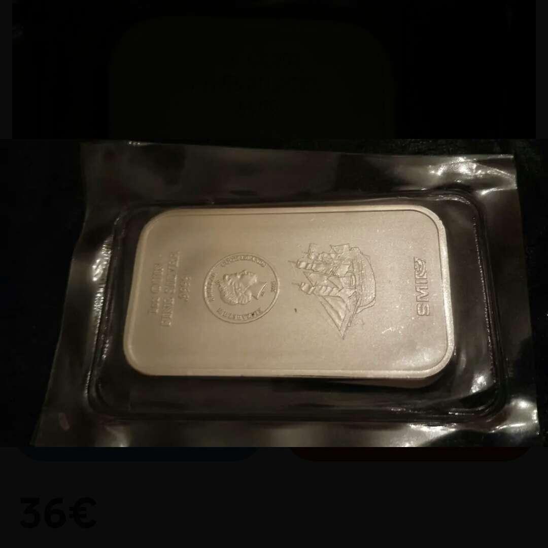 Imagen producto Lote oro 999 y plata 999 4