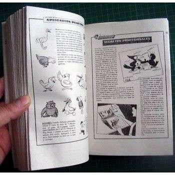 Imagen producto Curso de dibujo continental schools 66 lessons cartoon course 2