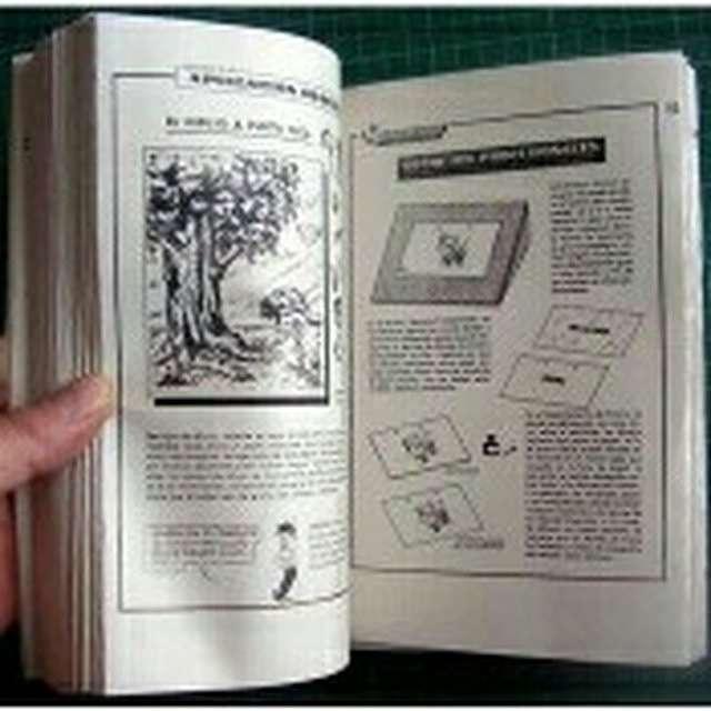 Imagen producto Curso de dibujo continental schools 66 lessons cartoon course 3