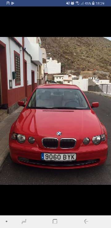 Imagen producto BMW serie 3 compact  2