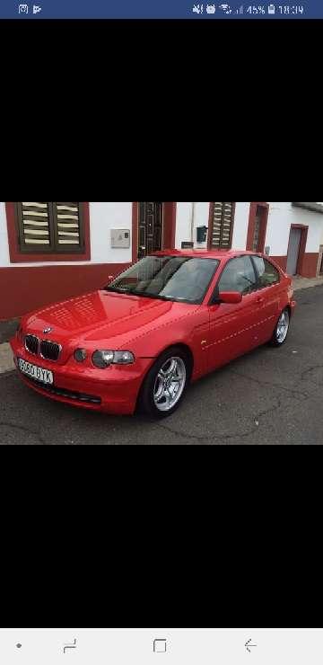 Imagen BMW serie 3 compact