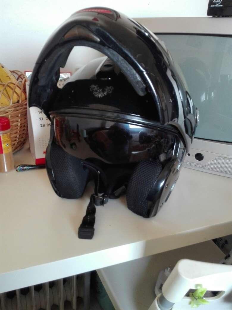 Imagen casco integral de moto