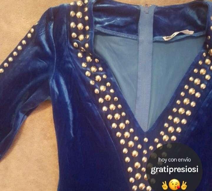 Imagen producto Vestido de mexton 3