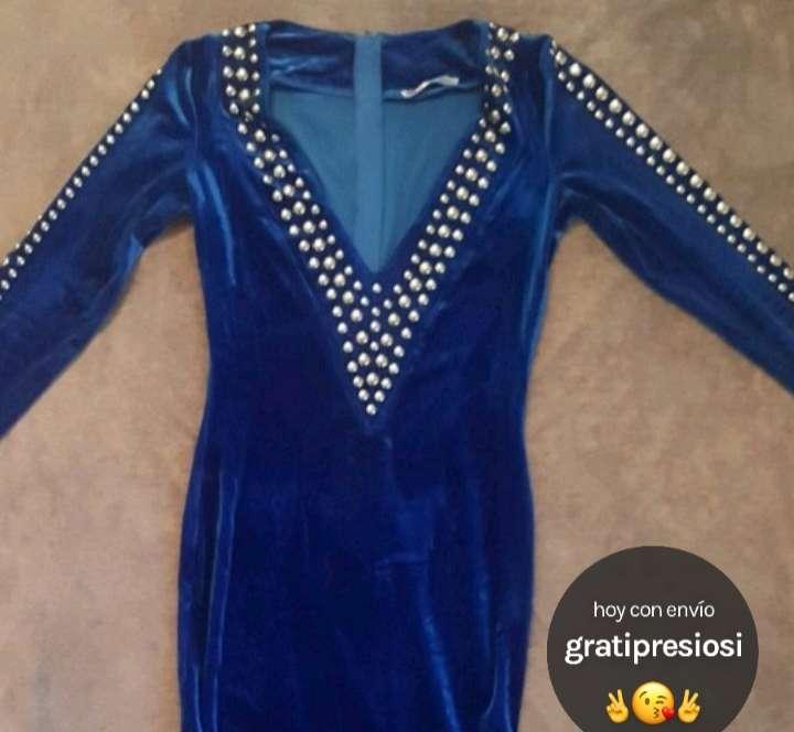 Imagen vestido de mexton