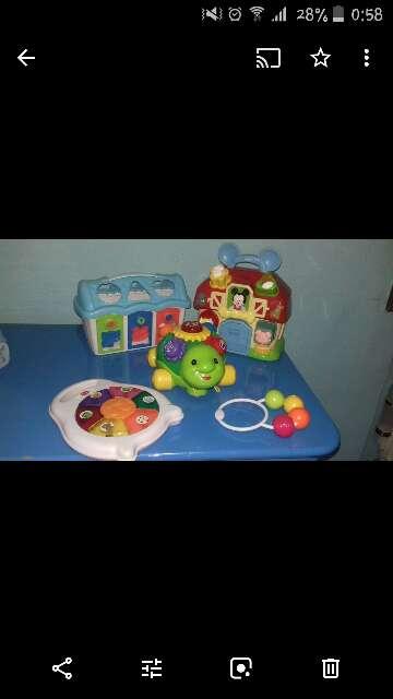 Imagen CONJUNTO DE juguetes