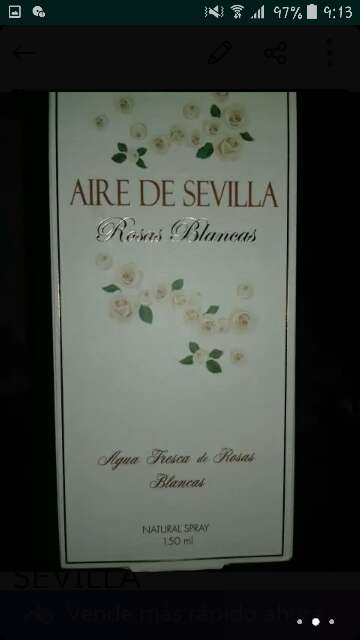 Imagen producto Perfume aire de sevilla 2
