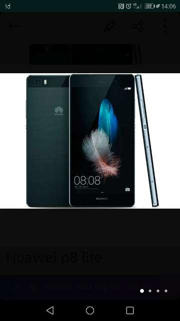 Imagen Huawei p8 lite 2015