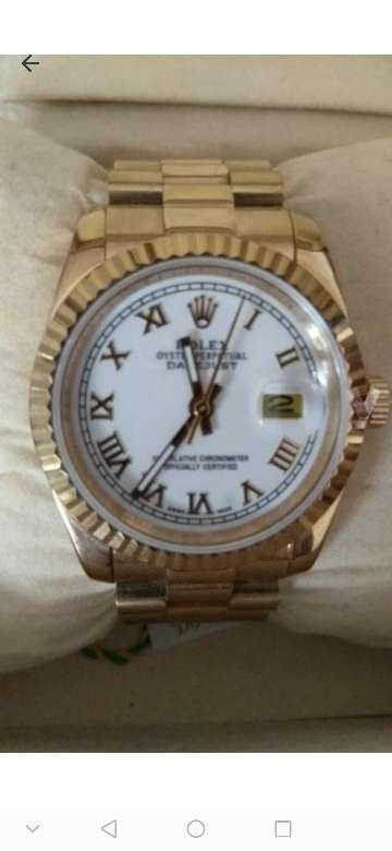 Imagen  Reloj Rolex oro