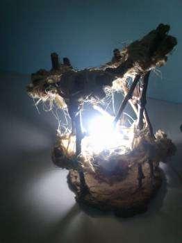 Imagen producto Lámpara Prehistórica 2