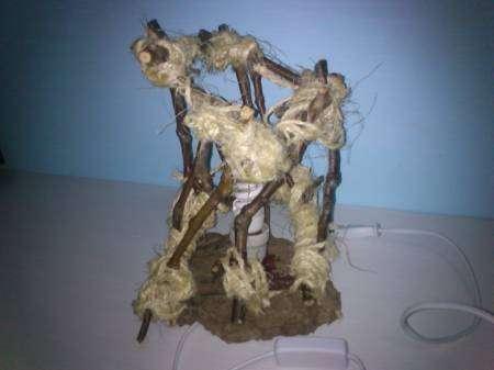 Imagen producto Lámpara Prehistórica 4