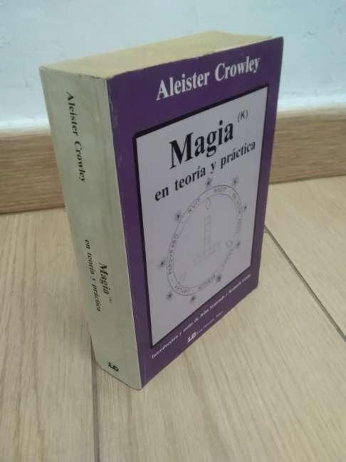 Imagen MAGIA (K) en teoría y práctica. Crowley, Aleister 1ª ed., 1986