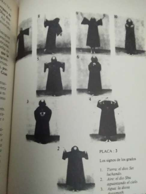 Imagen producto MAGIA (K) en teoría y práctica. Crowley, Aleister 1ª ed., 1986 8